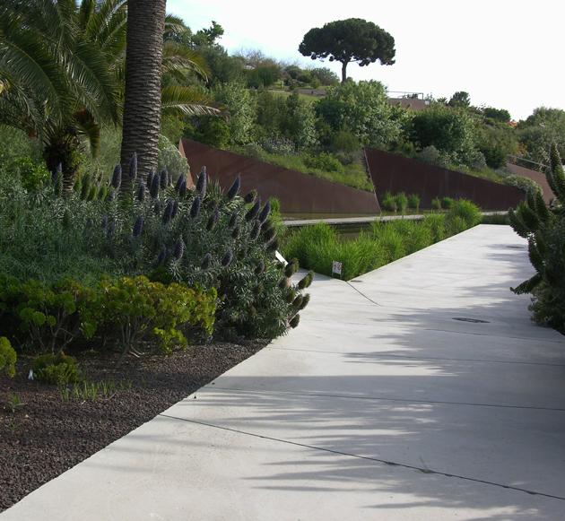 Jard n bot nico de barcelona arquiscopio archivo for Barcelona jardin botanico
