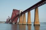 Vista desde uno de los extremos del puente