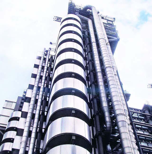 differently 05a5e 16ecd Lloyd Gebäude in London | arquiscopio - Archiv