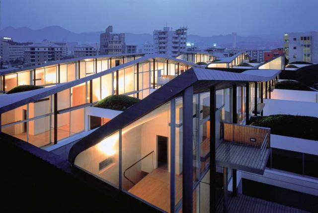 Nexus World En Fukuoka Arquiscopio Archivo