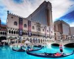 El Hotel Casino The Venetian en Las Vegas