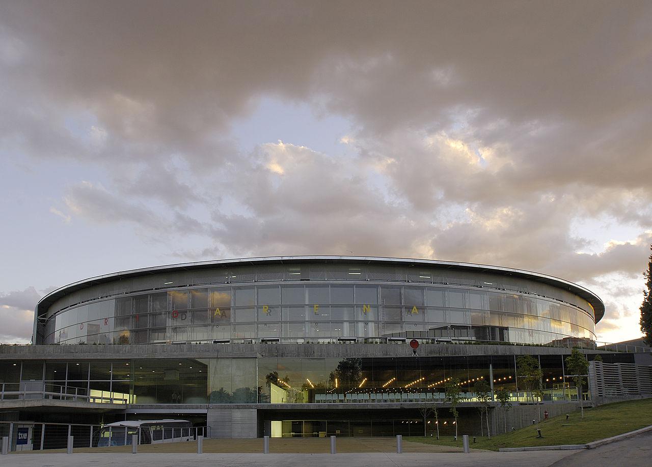 Madrid arena arquiscopio - Recinto ferial casa de campo ...