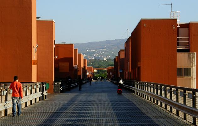 Gregotti y el territorio de la arquitectura arquiscopio for Universidades para arquitectura