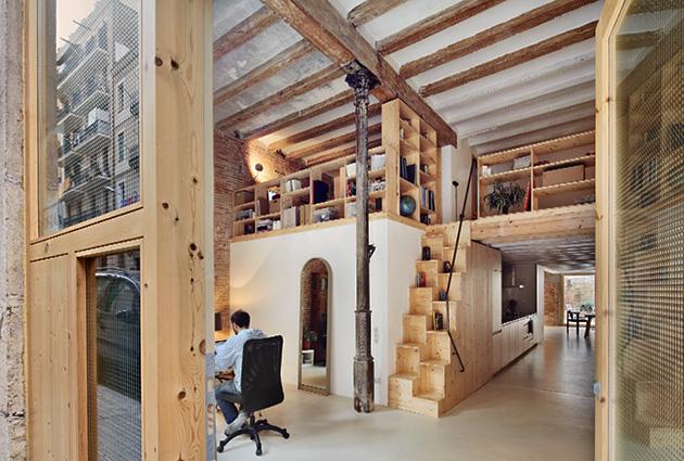 Arquitecturas que reverencian el pasado arquiscopio - Pintores de viviendas ...
