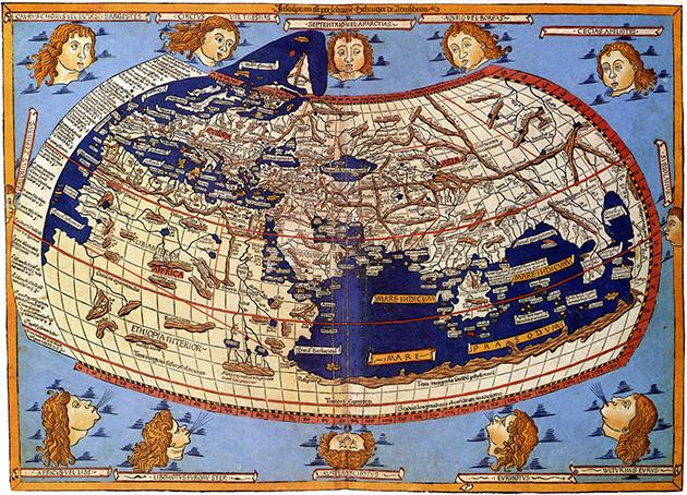 1482_CosmographiaPtolomeo_Ulm1482