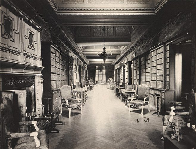 StoneJBenjamin_HollandHouseLibrary